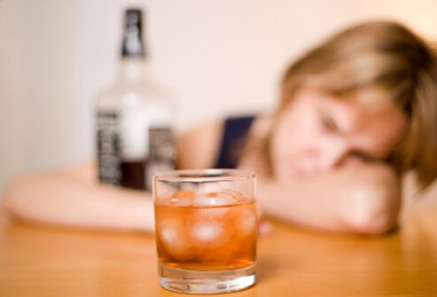 Alcohol Abuse Pictures Slideshow: 12 Health Risks of Chronic Heavy Drinking