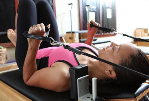 Pilates for Beginners in Pictures: Moves for Abs, Toning, and More