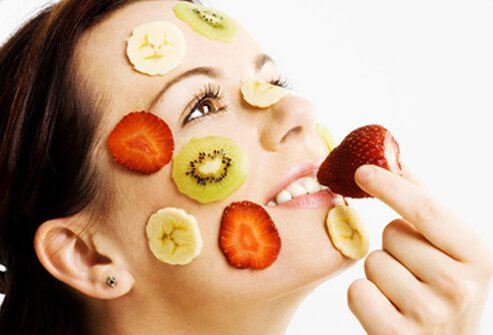 Dieting Tips to Care for Your Skin
