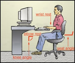 Workstation Chair