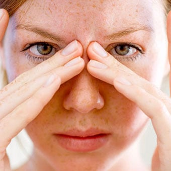 What is a sinusitis infection?