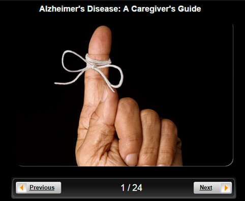 Alzheimer's Disease Pictures Slideshow: A Caregiver's Guide