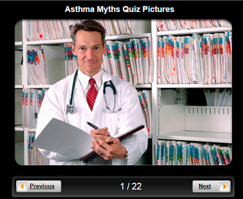 Asthma Myths Pictures Slideshow