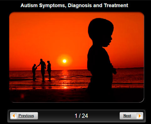 Autism Pictures Slideshow: Symptoms, Diagnosis and Treatment