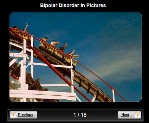 Bipolar Disorder Overview Pictures Slideshow