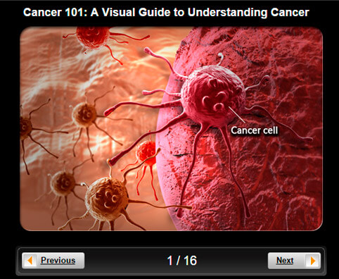 Cancer 101 Pictures Slideshow: A Visual Guide to Understanding Cancer
