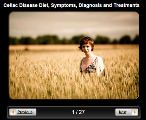 Celiac Disease Pictures Slideshow: Diet, Symptoms, Diagnosis and Treatments