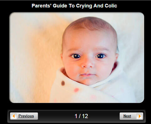 Parenting Pictures Slideshow: Parents' Guide To Crying And Colic