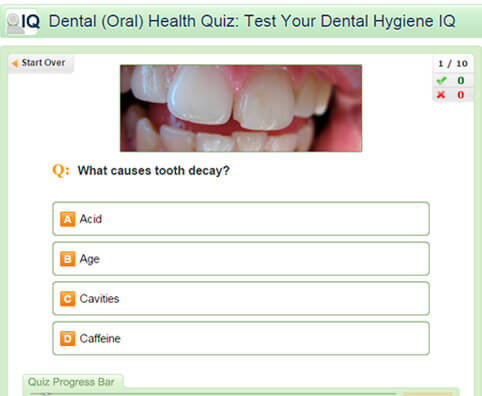 Oral Health Quiz: Test Your Dental Hygiene IQ