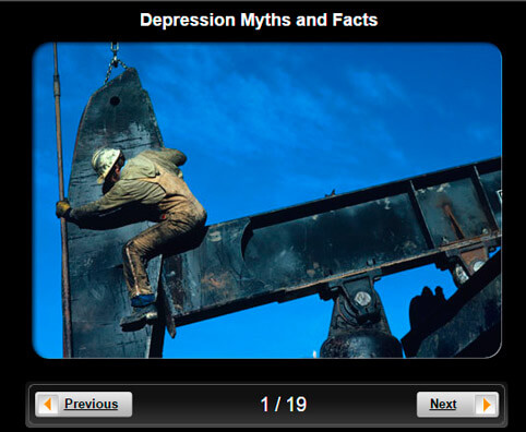 Depression Pictures Slideshow: Myths and Facts