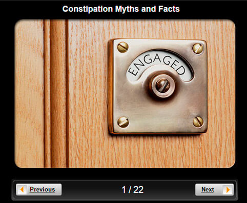 Digestive Disorders Pictures Slideshow: Constipation Myths and Facts