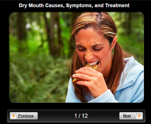 Oral Health Pictures Slideshow: Dry Mouth Causes, Symptoms, and Treatment