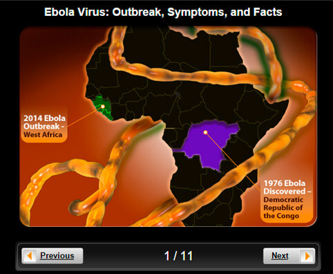 Ebola Virus Pictures Slideshow: Outbreak, Symptoms, and Facts