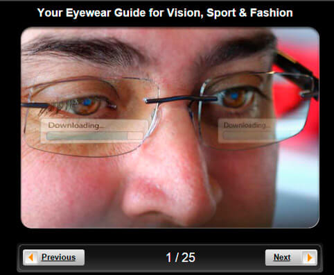 Eye Health Pictures Slideshow: Your Eyewear Guide for Vision, Sport & Fashion