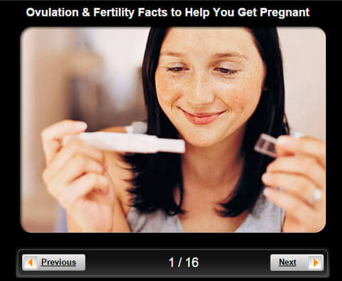 Ovulation & Fertility Pictures Slideshow: Facts to Help You Get Pregnant