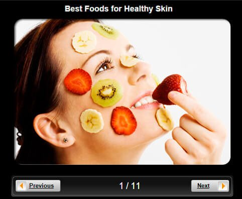 Skin and Beauty Pictures Slideshow: Best Foods for Healthy Skin
