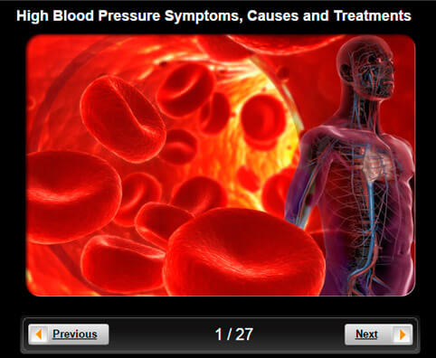 High Blood Pressure (Hypertension) Pictures Slideshow: Symptoms, Causes and Treatments