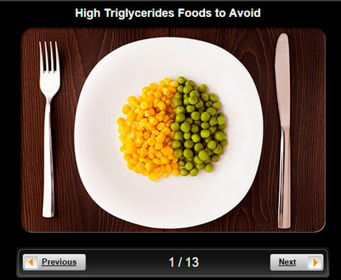 Cholesterol Pictures Slideshow: Foods to Avoid If You Have High Triglycerides
