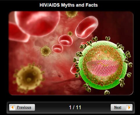 HIV AIDS Pictures Slideshow: Myths and Facts on Symptoms and Treatments
