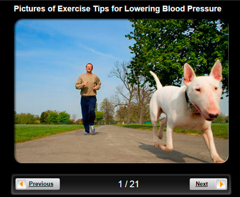 Lowering Blood Pressure Pictures Slideshow: Exercise Tips for Getting Started