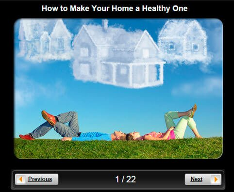 Home Health Pictures Slideshow: How to Make Your Home a Healthy One
