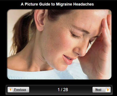 Headache Pictures Slideshow: A Visual Guide to Migraine Headaches