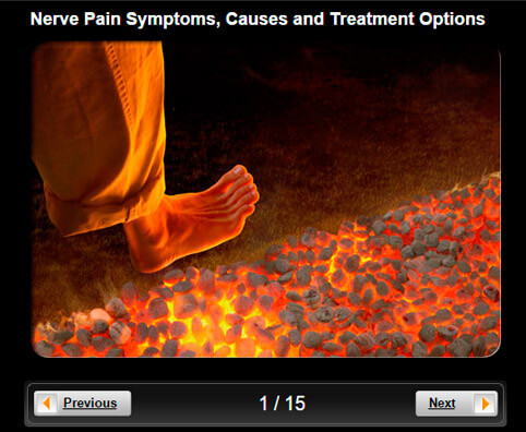 Nerve Pain Pictures Slideshow: Symptoms, Causes and Treatment Options