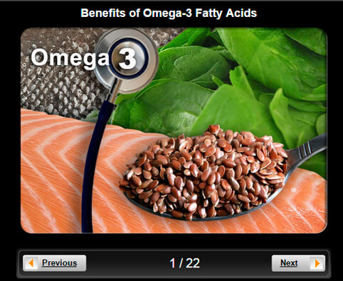Omega-3 Fatty Acids Pictures Slideshow: Benefits of Fish Oil, Salmon, Walnuts, & More