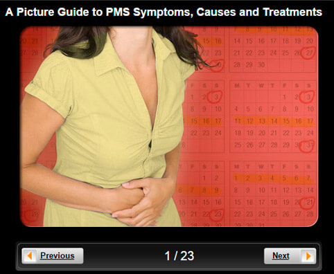 Premenstrual Syndrome Pictures Slideshow: A Visual Guide to PMS Symptoms, Causes and Treatments