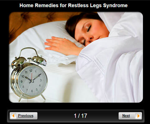 Restless Legs Syndrome Pictures Slideshow: Home Remedies for RLS and Better Sleep