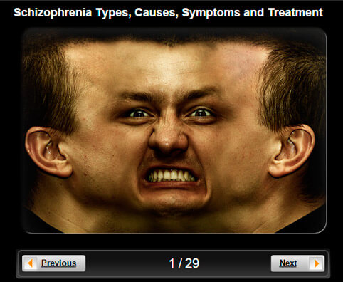 Schizophrenia Pictures Slideshow: Types, Causes, Symptoms, and Treatment
