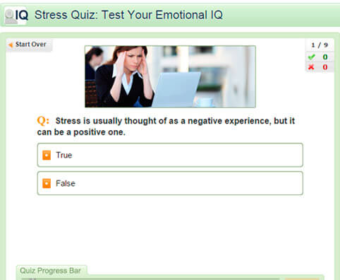Stress Quiz: Test Your Emotional IQ