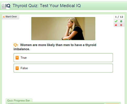 Thyroid Quiz: Test Your Medical IQ