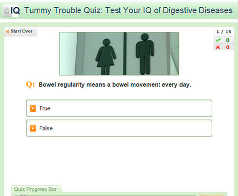 Tummy Trouble Quiz: Test Your IQ of Digestive Diseases
