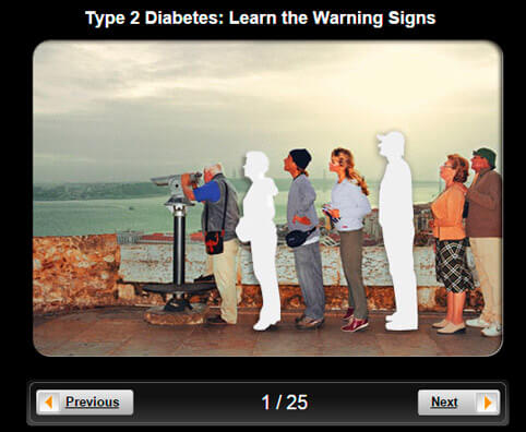 Type 2 Diabetes Pictures Slideshow: Learn the Warning Signs