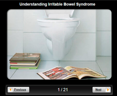 IBS Pictures Slideshow: Understanding Irritable Bowel Syndrome