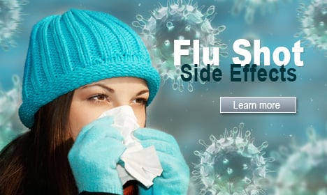 Flu shot types and side effects