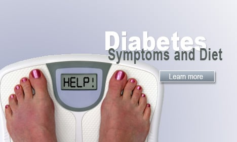 Diabetes Symptoms and Diet