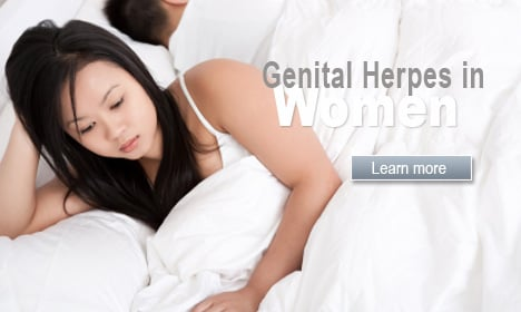Genital herpes is a viral infection, and is transmitted during sexual ...