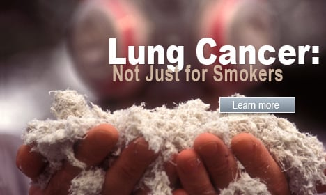 Lung Cancer: Not Just for Smokers