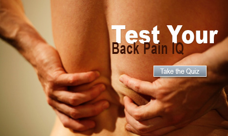 Test Your Back Pain IQ