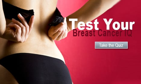 Test Your Breast Cancer IQ