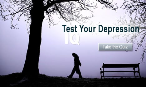 Test Your Depression IQ