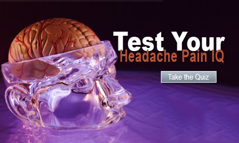 Test Your Headache Pain IQ
