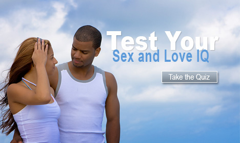 Test Your Sex and Love IQ