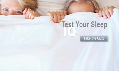 Test Your Sleep IQ