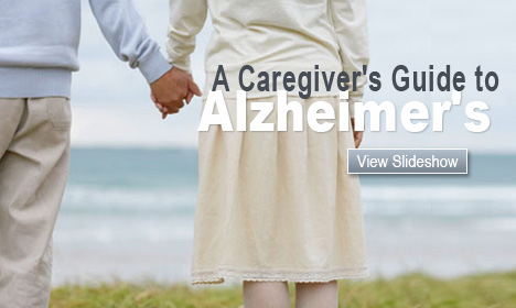 A Caregiver's Guide to Alzhemier's