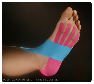 Image of Kinesio Tape
