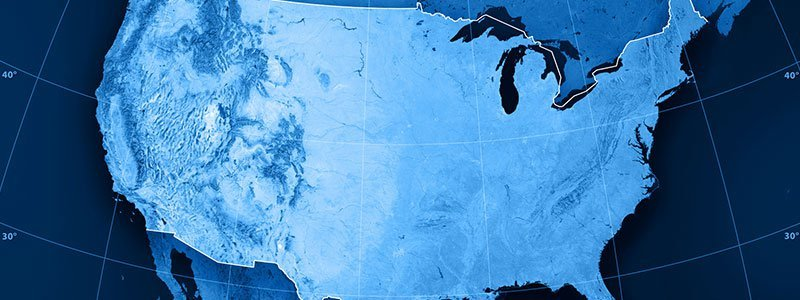 Image of the United States.