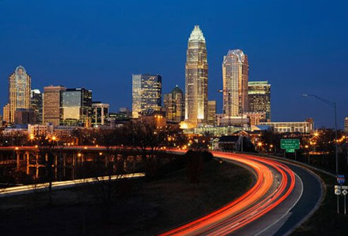 Photo of Charlotte, NC.